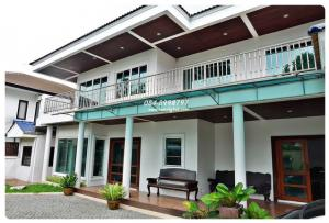 House for rent at Muang Thong Thani near ISB, on a large area of 200 sq.wah , rental 46K