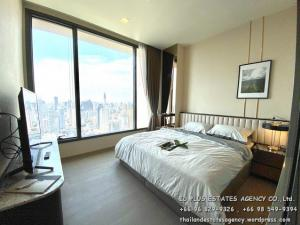 Esse Asoke Condo for rent:1 bedroom for 46 sq.m. on 37th floor fully furnished and