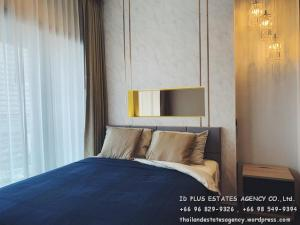 The Line Asoke - Ratchada Condo for rent : 1 bedroom 36 sq.m. with walk – in closet on 14th floor